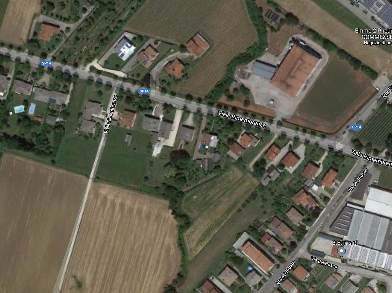 Terreno edificabile, in zona residenziale.